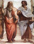 Plato_Aristotle by Raphael