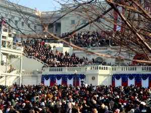 inauguration 2009 stage