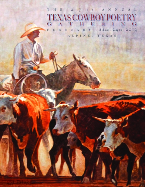 tx cowboy poetry gathering