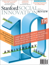 stanford social innovation review 2013_Spring_cover