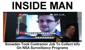 snowden inside job