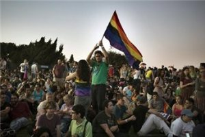 jerusalem gay pride 2013