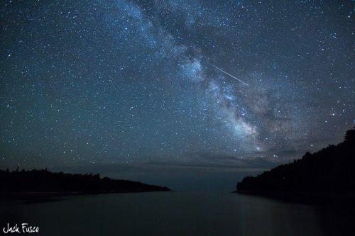 Perseid meteor shower 2