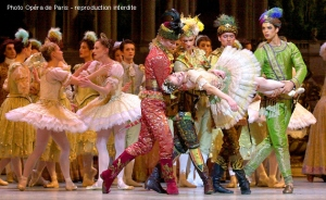 paris opera sleeping beauty