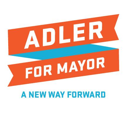 adler for mayor