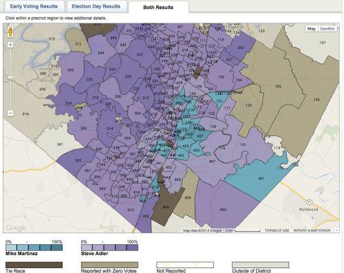 adler map runoff