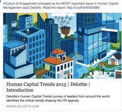 deloitte culture engagement