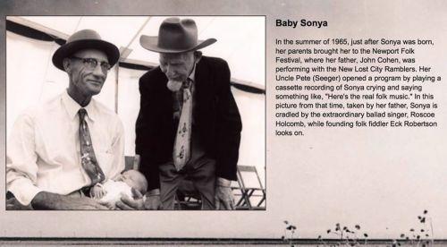 sonya baby